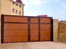 Ворота Алютех
