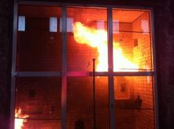 Противопожарные (огнестойкие) окна (E 15, E 30, E 45, E 60)
